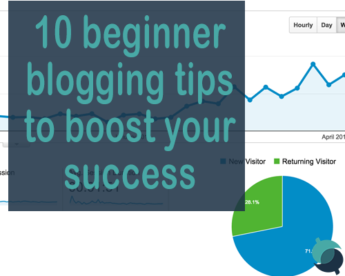 10 tips to boost your blogging success