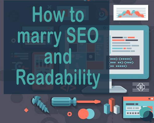 how to marry SEO and readability