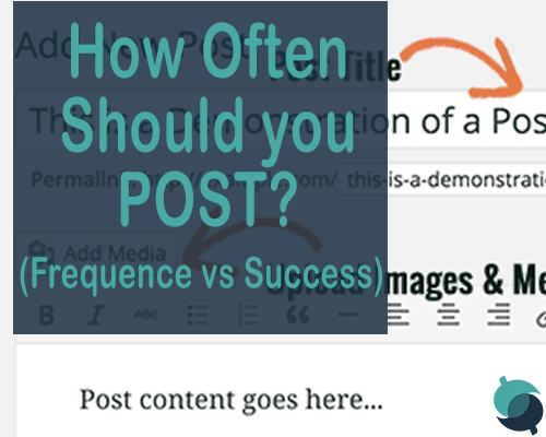 How often should you post