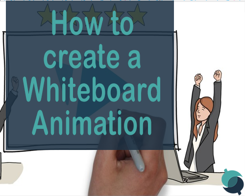 How to create a whiteboard animation