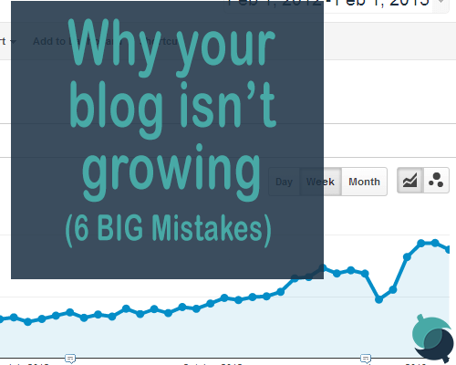 why your blog isnt growing